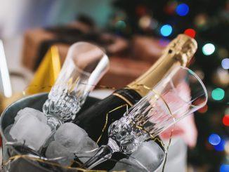Champagne til nytår 2020